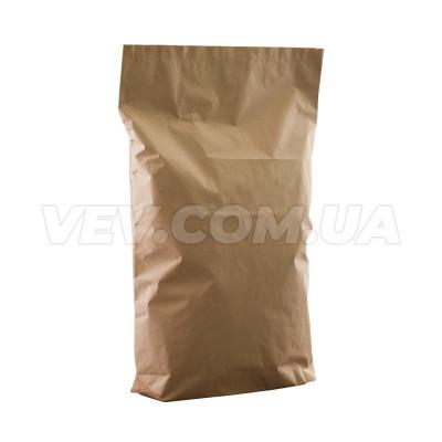 Бумажные мешки коричневые 3-х слойные
